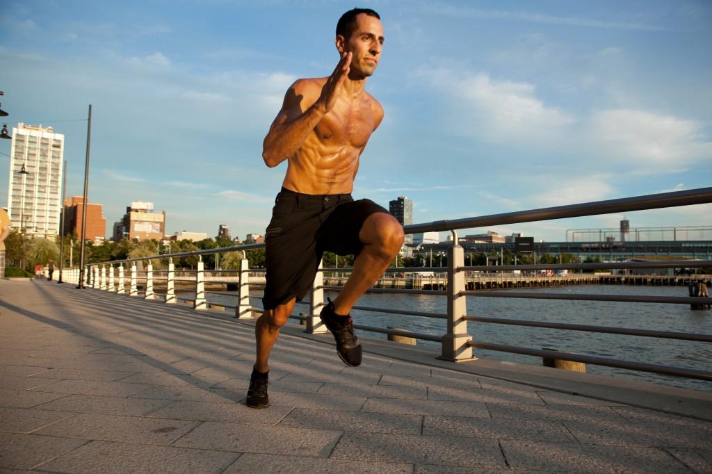 jonathan angelilli - TrainDeep.com - Fitness Ninja