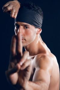 Tai Chi Ninja - Jonathan Angelilli - TrainDeep.com - Ninja Fitness