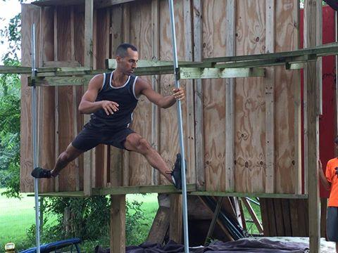 Team Nash Ninja Competition - Pole Graspers - Jonathan Angelilli, traindeep.com
