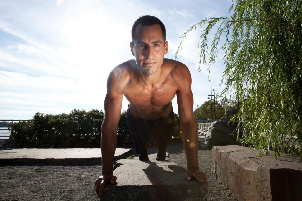 jonathan angelilli, american ninja warrior, primal shred program, traindeep.com