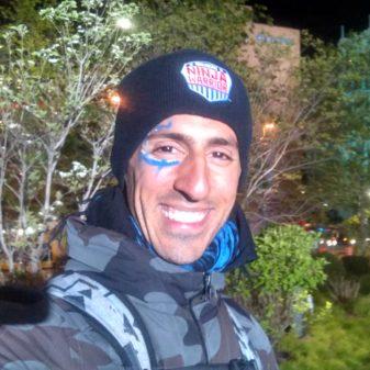 American Ninja Warrior Jonathan Angelilli
